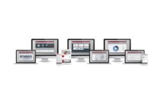 La familia de productos connect de Linde Material Handling digitaliza la gestión de flotas.
