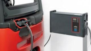 Cargador de baterías de litio-ion