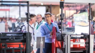 Momentos del World of Material Handling