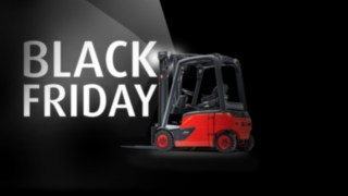 Black Friday 2019: oferta exclusiva en carretillas, transpaletas y apiladores